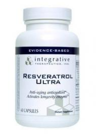 Resveratrol Ultra supplement