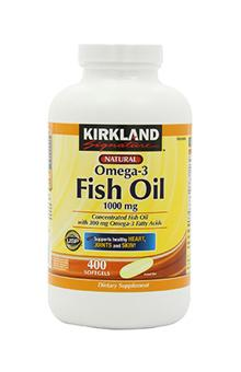 Kirkland Signature Natural Omega 3