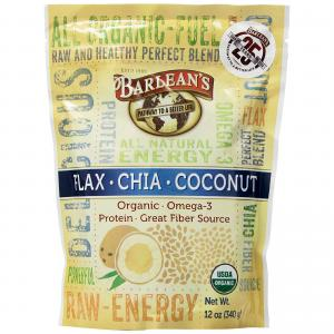 Barlean's Organic Oils Raw Energy Powder