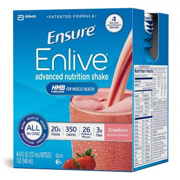 Ensure Enlive Nutrition Shake