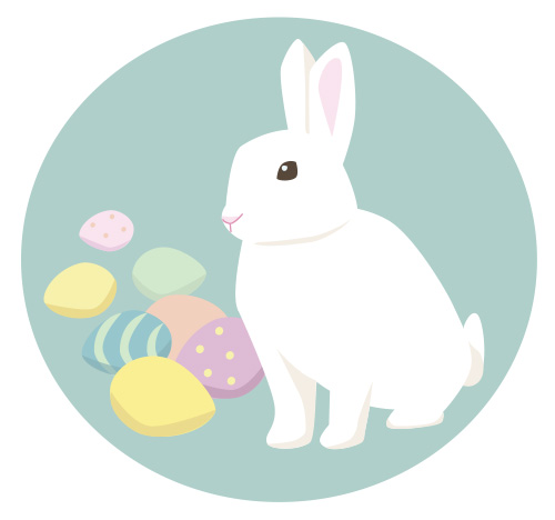 Easter Bunny Clip Art Source