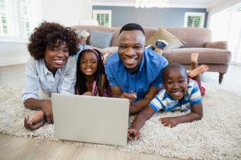 How to Create a Family Website