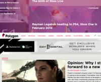 Polygon website
