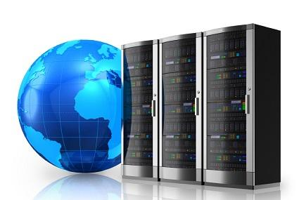 Web hosting and network servers