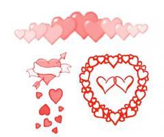 Valentine Clip Art 1 cupid