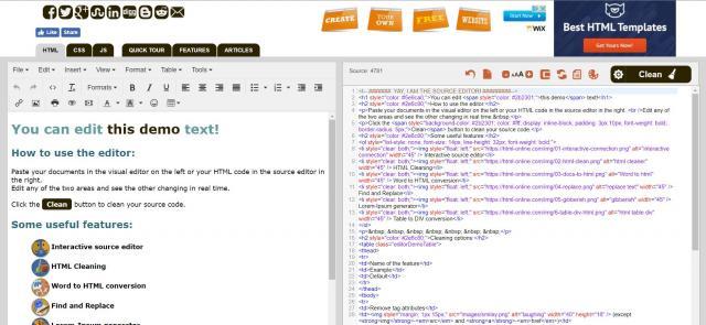 Free Online HTML Editors | LoveToKnow