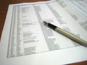 keyword ranking spreadsheet