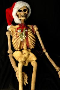 Christmas Skeleton