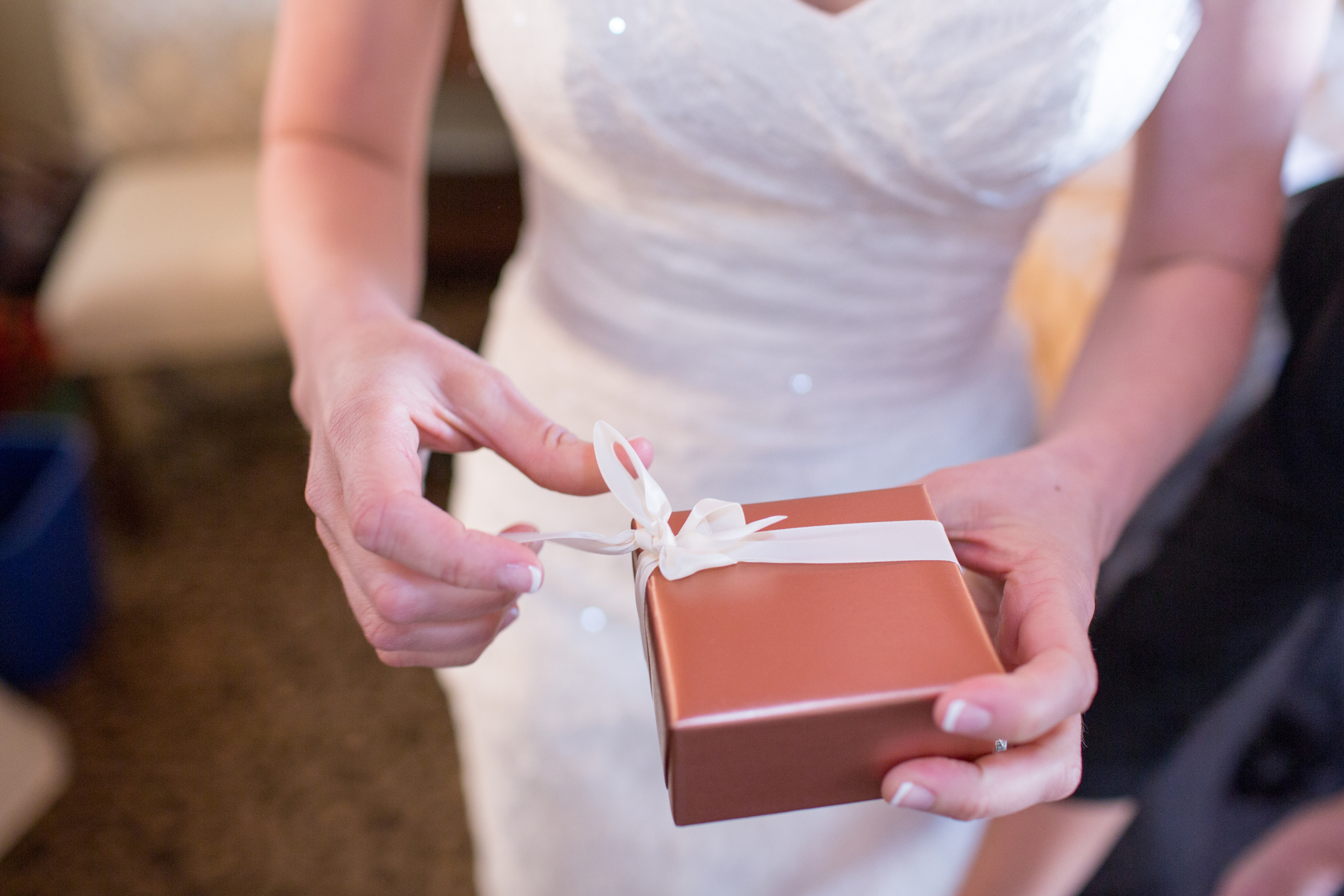 Wedding Gifts from the Groom\'s Parents
