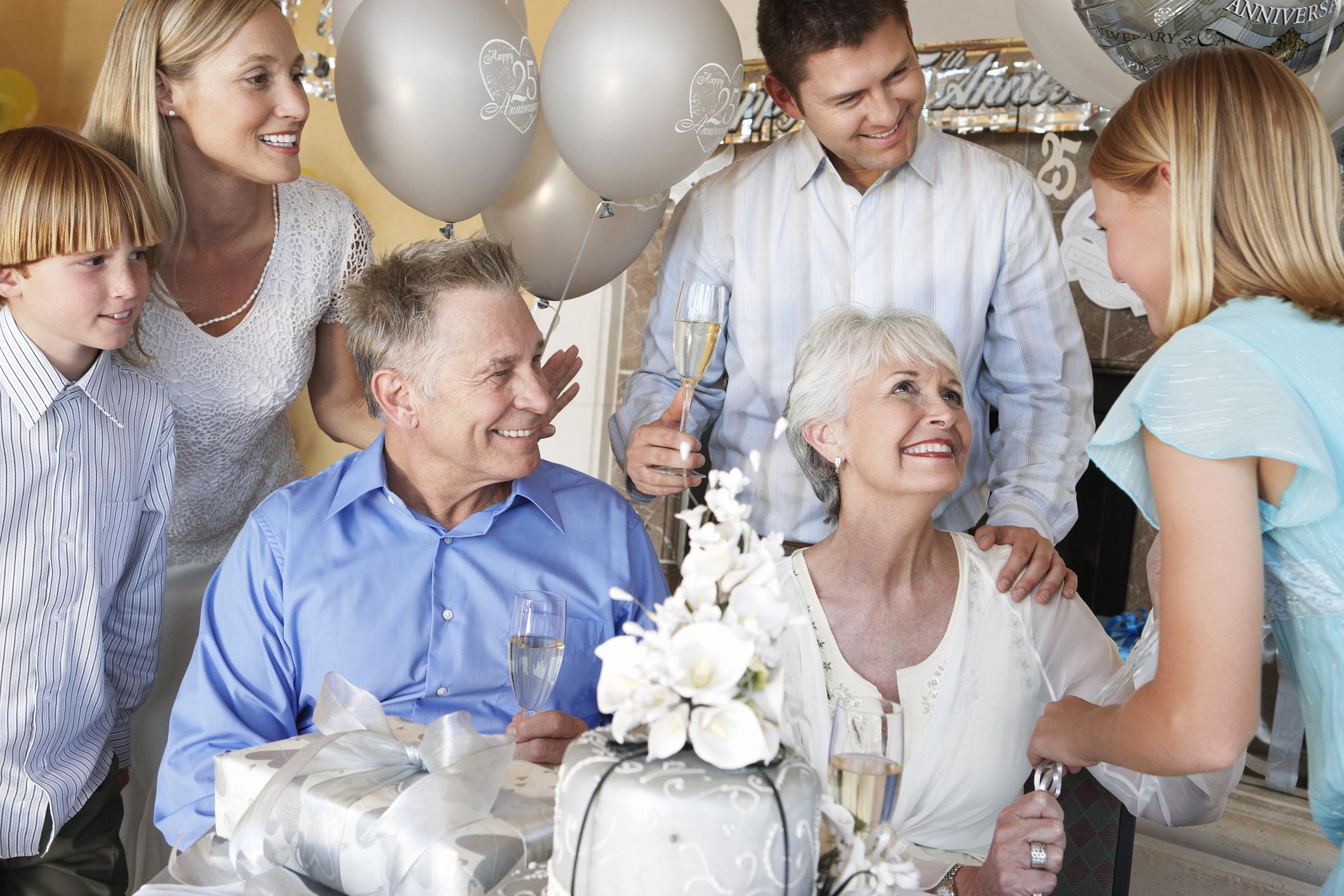 Wedding Anniversary Themes Lovetoknow