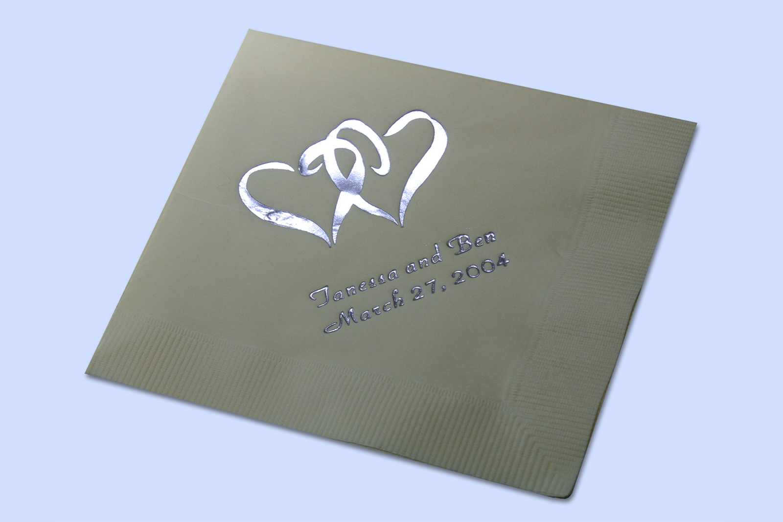 Wedding Napkins Lovetoknow