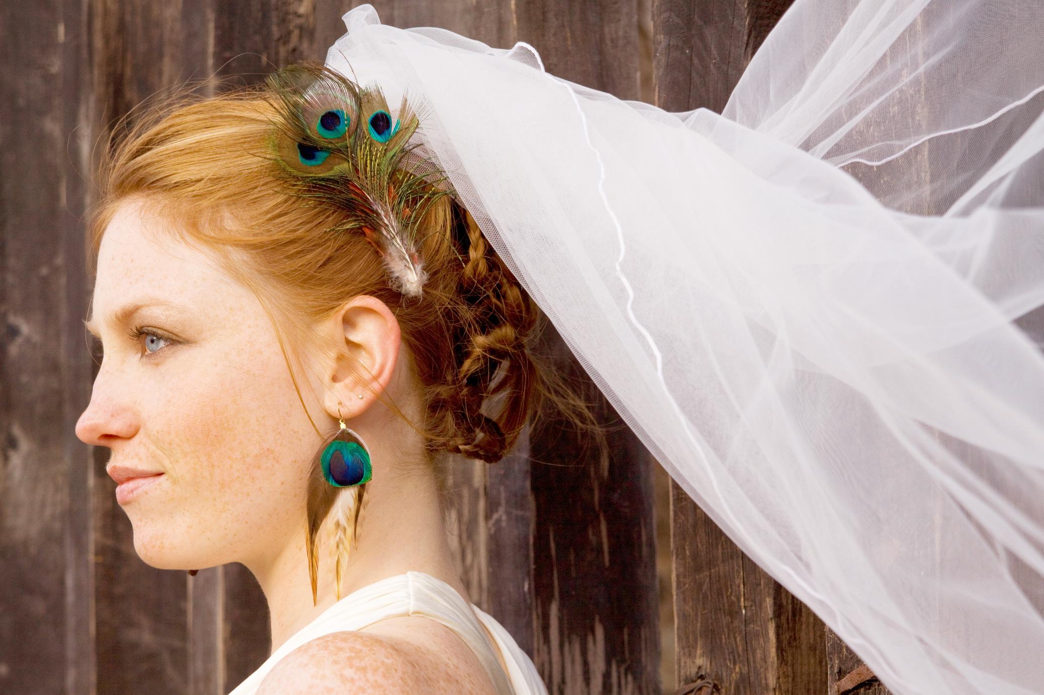 Peacock Themed Wedding Lovetoknow