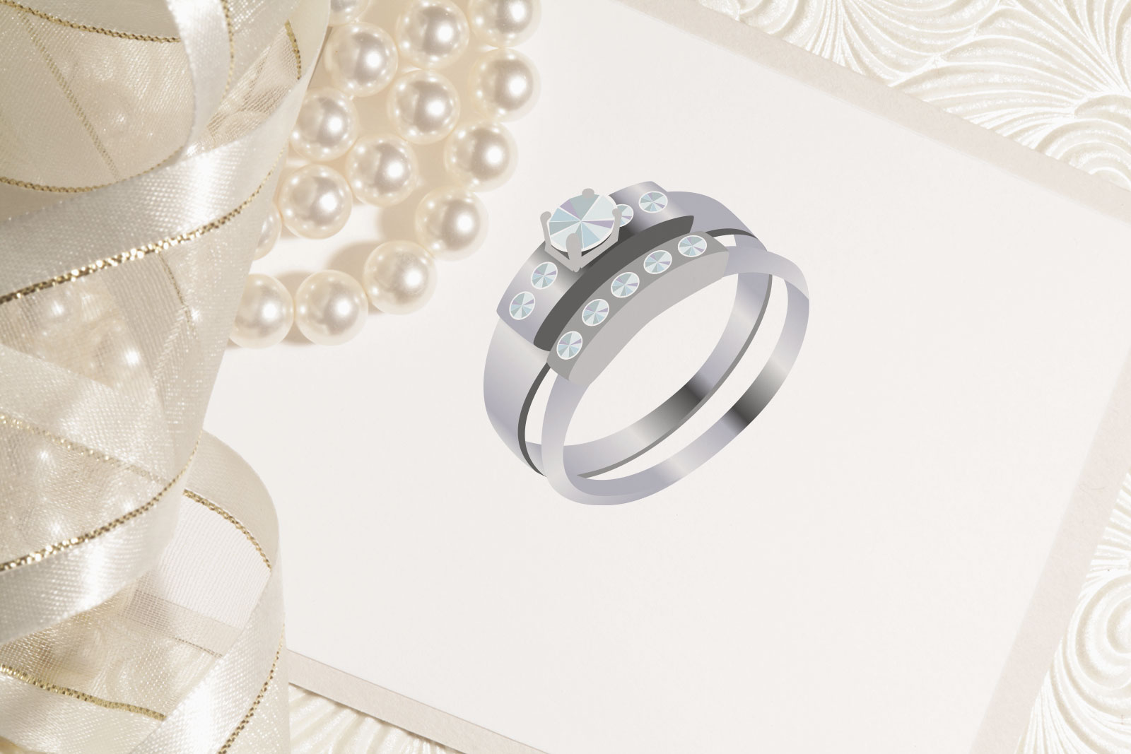 Wedding Ring Clipart Lovetoknow