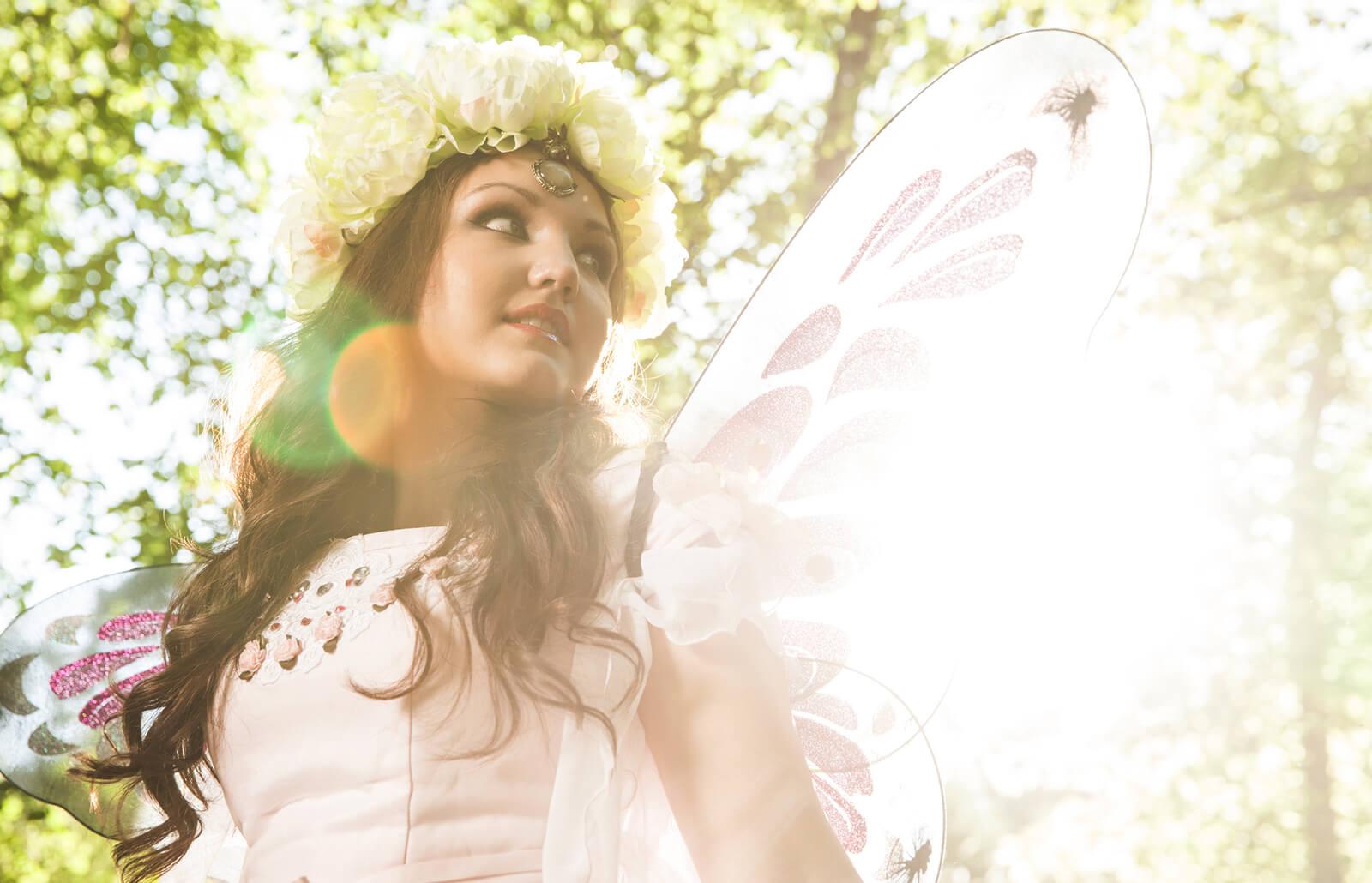 Fairy Wedding Dresses Lovetoknow