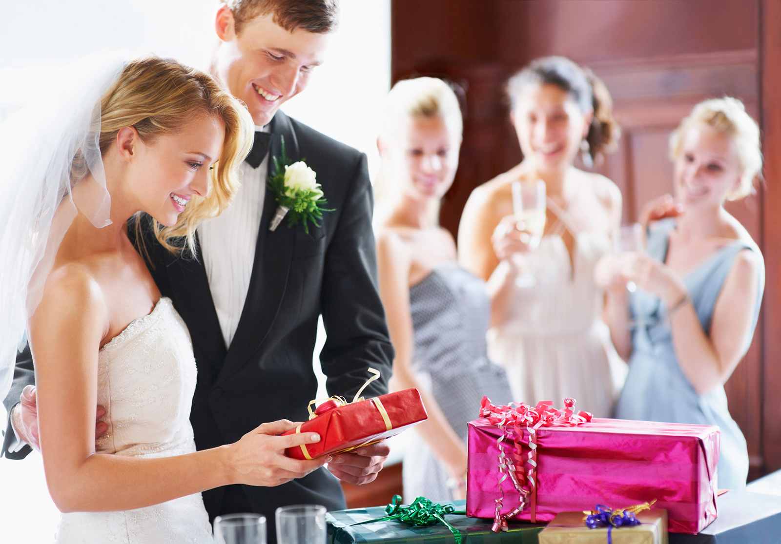Wedding Gifts from the Groom to the Bride | LoveToKnow