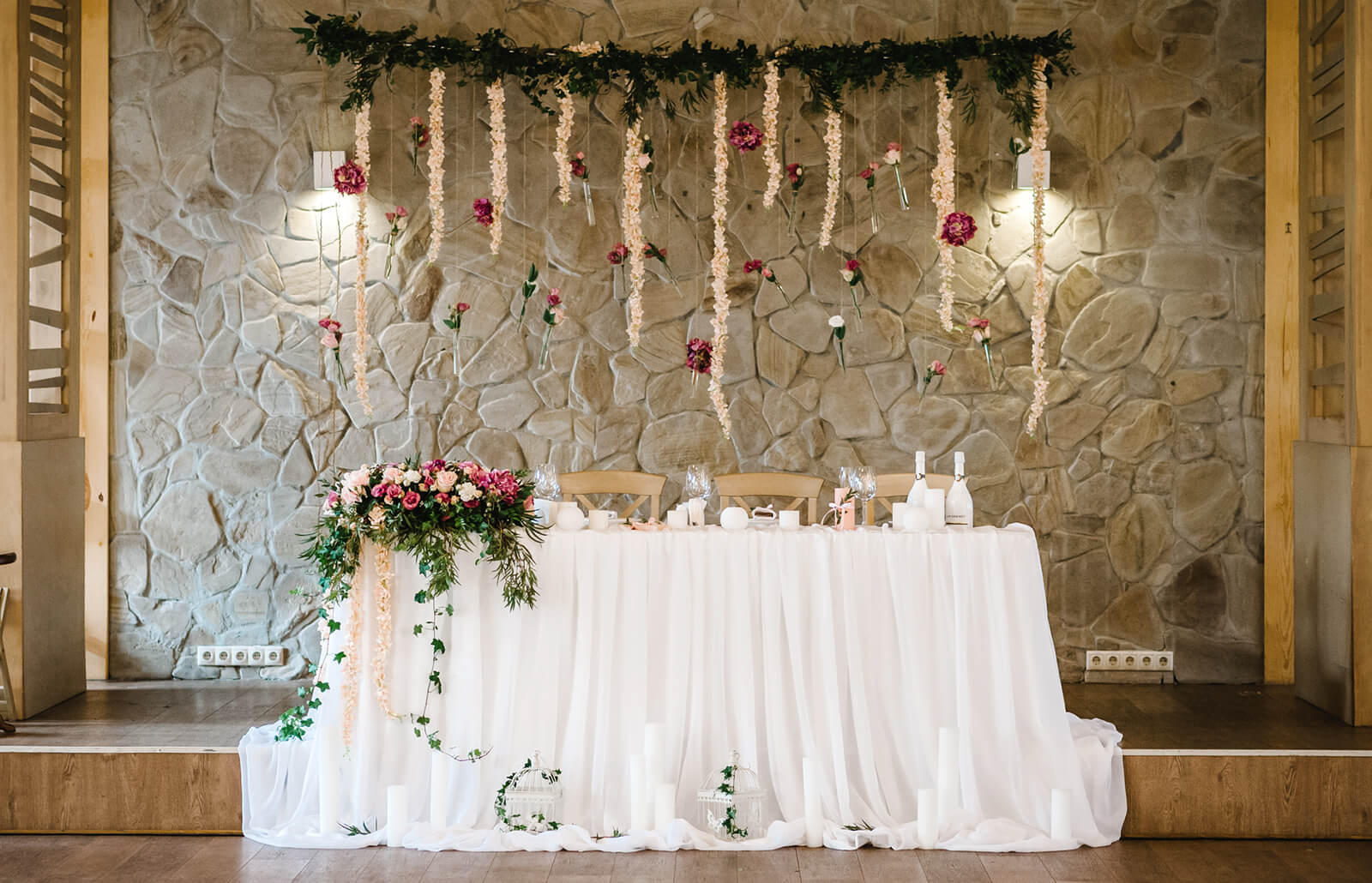 Pictures of Head Table Decorations | LoveToKnow