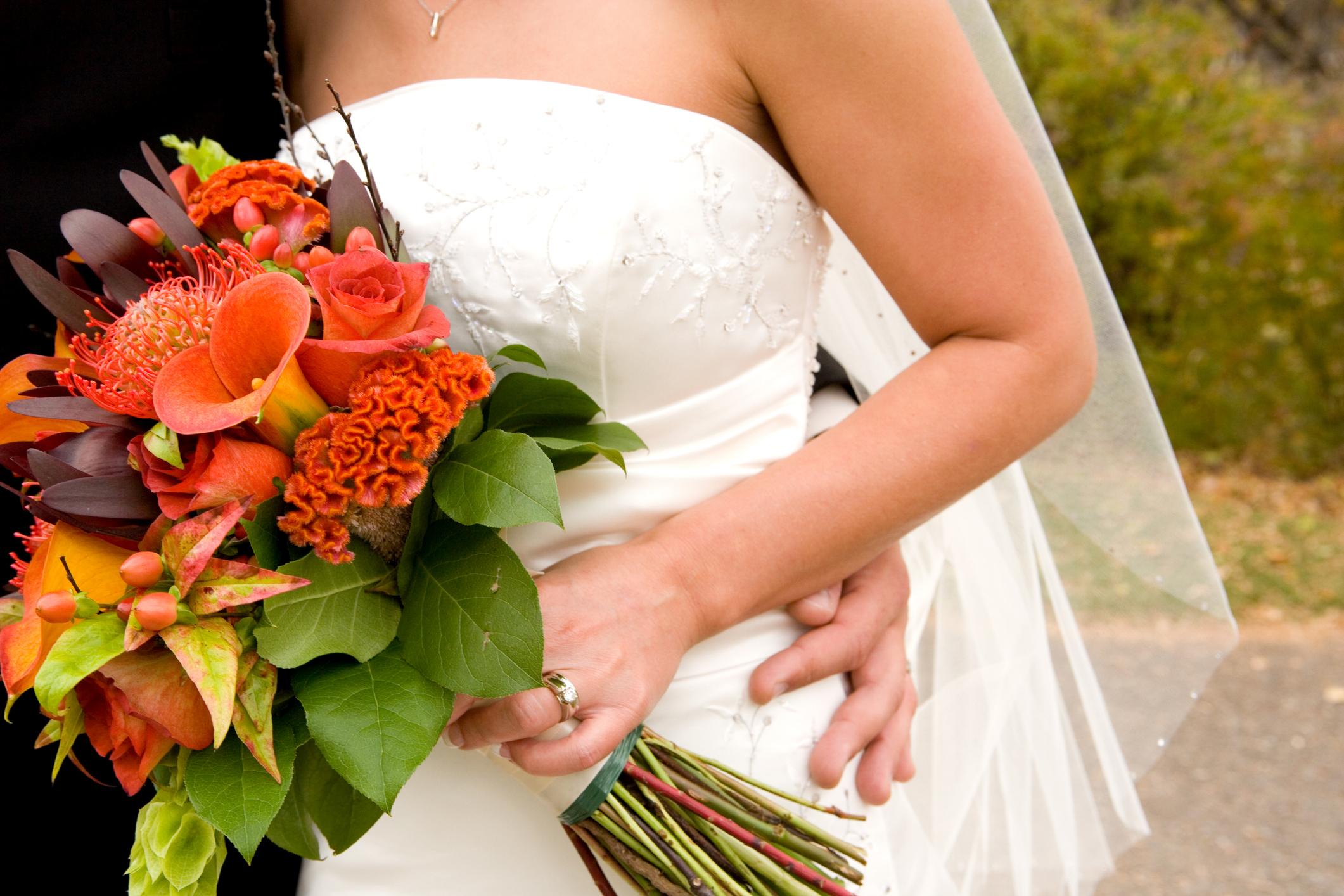 Simple Fall Wedding Ceremony Program Printed Autumn Leaves Ceremony Wedding Program Fall Wedding Program Printed Fall Wedding Programs