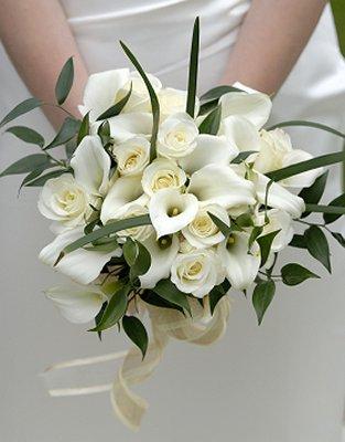 Beach Themed Wedding Bouquets