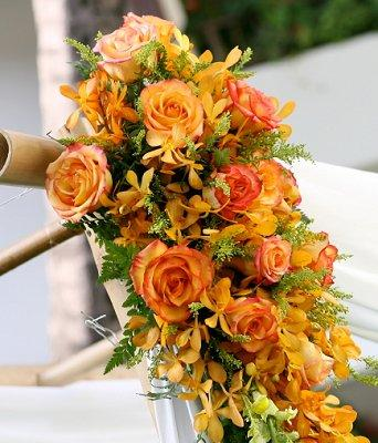 Fall flower arrangements for weddings lovetoknow source junglespirit Choice Image