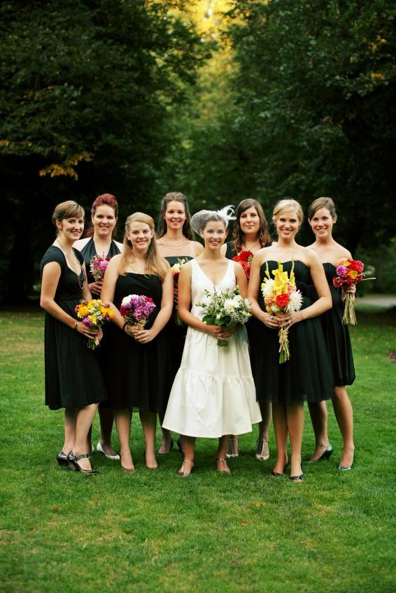 Outdoor Wedding Dresses   LoveToKnow