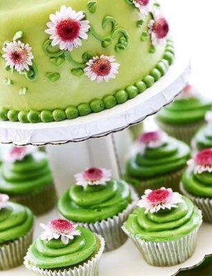 22 Wedding Cupcake Ideas Slideshow for Any Wedding | LoveToKnow