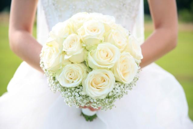 Pictures of wedding flowers lovetoknow source junglespirit Gallery