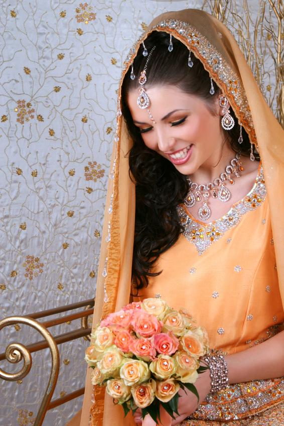 Pictures Of Indian Wedding Dresses