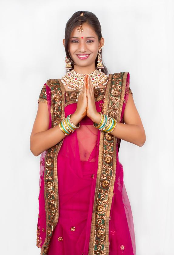 Pictures of Indian Wedding Dresses | LoveToKnow