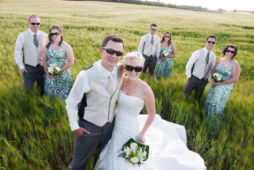 Wedding Party Pictures | LoveToKnow
