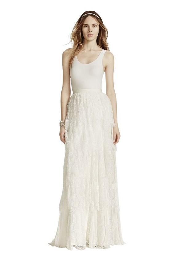 Hippy Style Wedding Dresses | LoveToKnow