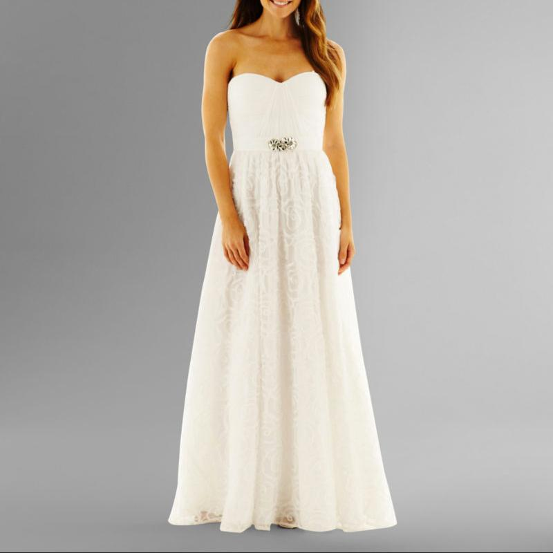 Pictures Of Wedding Dresses With Sweetheart Necklines Lovetoknow