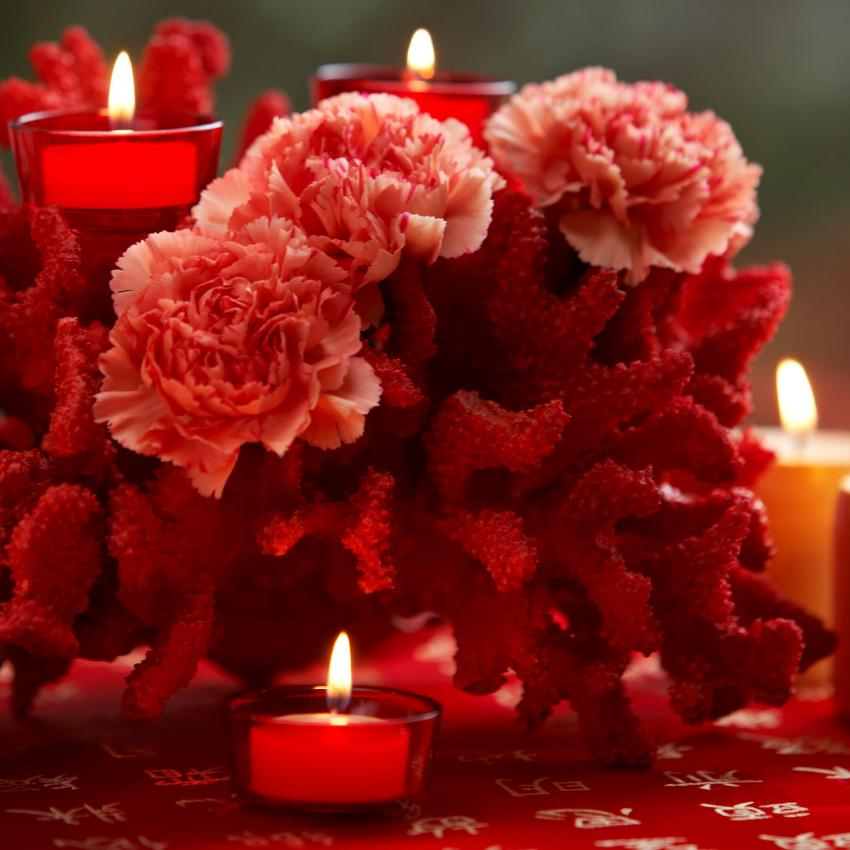 Red Wedding Centerpieces Lovetoknow