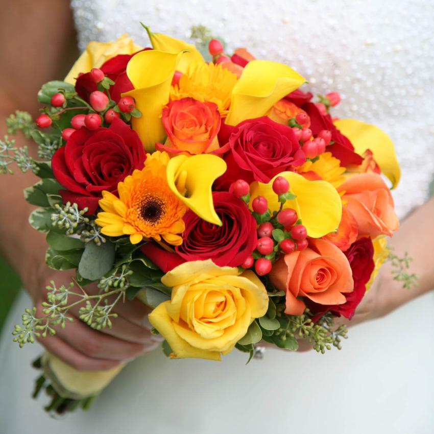 Pictures Of Calla Lily Bridal Bouquets Lovetoknow