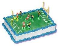 Football Cake Toppers from Amazon