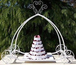 Iron Wedding Cake Stands Interview