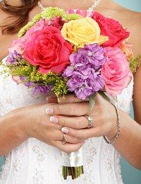 Need wedding bouquet examples?