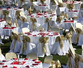 Decorating Each Table Differently for a Wedding