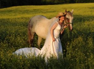 Bridal Wear for Horse Lovers