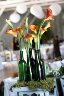 Spring Wedding Centerpieces