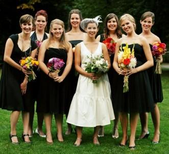 Pictures of Informal Wedding Gowns