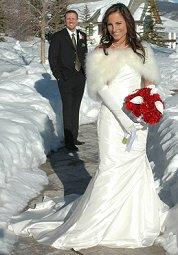 Pictures of Winter Wedding Dresses
