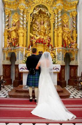 Scottish Wedding Favors