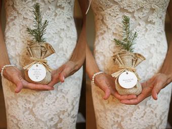 Green wedding planning