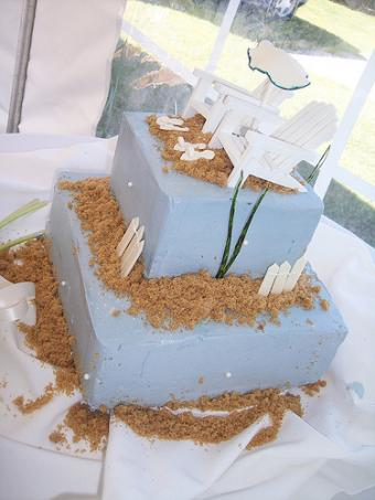 Island Wedding Cakes