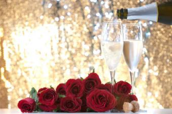 Champagne Brunch Weeks After a Destination Wedding