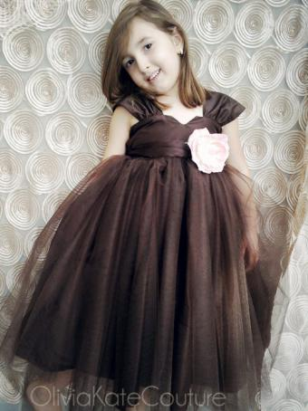 Flower Girl Dress Interview with Olivia Kate Couture