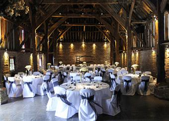How to Decorate a Barn for a Wedding
