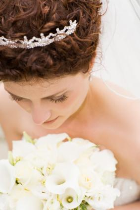 Rhinestone Tiaras and Bridal Headpieces