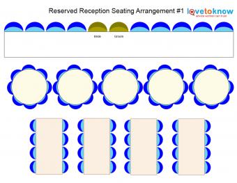 Blank Seating Arrangement 1
