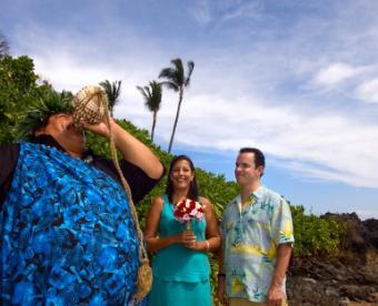Traditional Hawaiian Weddings